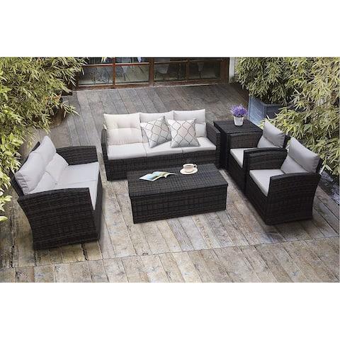 BestLiving Outdoor 6-piece Sofa Seating Group