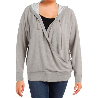 Ralph Lauren Womens Pullover Top Hooded Long Sleeves (2 options available)