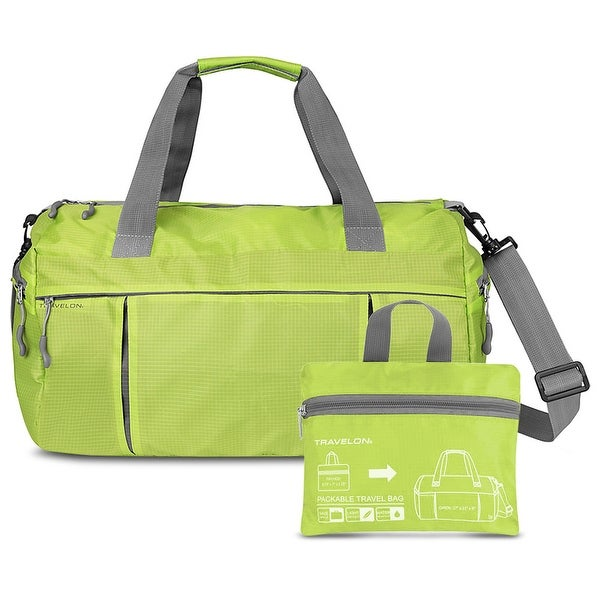 Travelon Featherweight Packable Travel Bag Lime