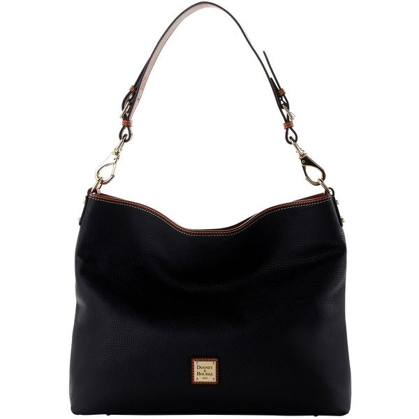 e2808ef93 Dooney & Bourke Pebble Grain Extra Large Courtney Sac Shoulder Bag  (Introduced by Dooney