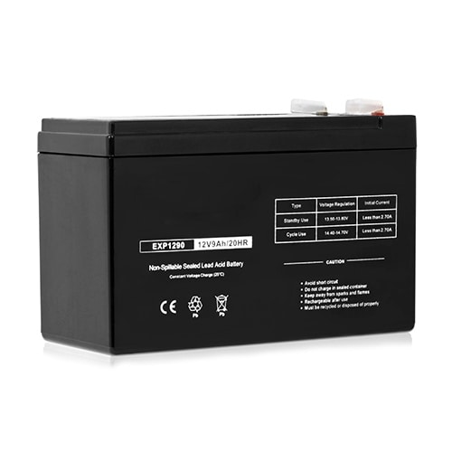 Replacement AGM SLA Battery 12V-9Ah (Single Pack) Replacement AGM SLA Battery