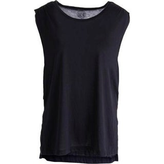 Energie Womens Juniors Tank Top Knit Scoop Neck (3 options available)
