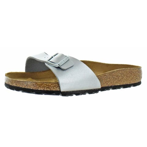 c9a1acbe8 Buy Silver Women's Sandals Online at Overstock | Our Best Women's ...