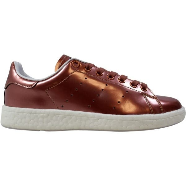 Reductor Pato Travieso  Adidas Stan Smith Copper/White Bb0107 Women's - On Sale - Overstock -  31697104