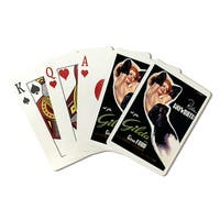 Gilda - Rita Hayworth (Capitani) Vintage Ad (Poker Playing Cards Deck)