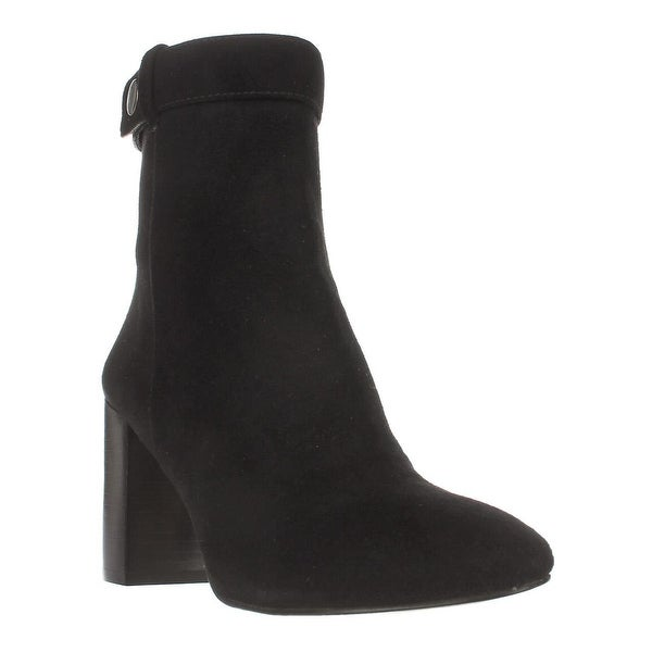 Pour La Victoire Danya Cuffed Ankle Boots, Black - 5.5 us