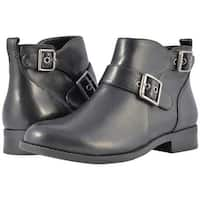Vionic Womens Vionic Closed Toe Ankle Fashion Boots - 7.5
