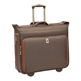 "London Fog Kensington 44"" Wheeled Garment Bag Bronze - us one size (size none)"