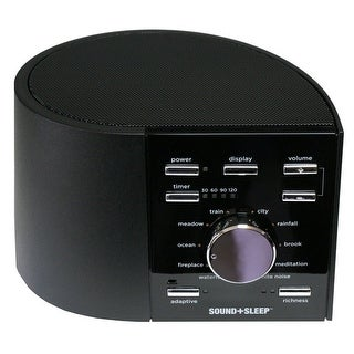 Ecotones Sound + Sleep Machine Model ASM1002