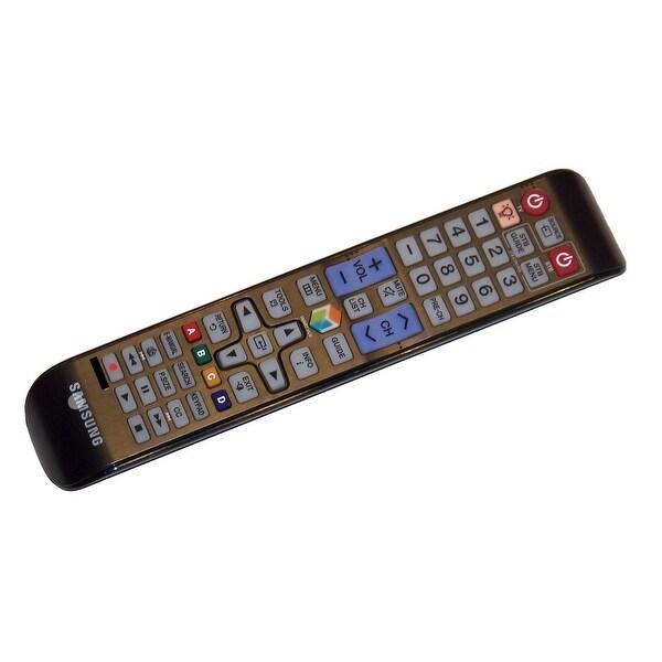 OEM Samsung Remote Control: UN46H7150, UN46H7150AF, UN46H7150AFXZA, UN48H8000, UN48H8000AF, UN48H8000AFXZA