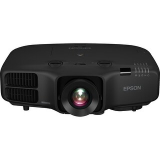 Epson BrightLink 5535U Wireless LCD Projector w/ High-Aperture 3LCD 3-Chip Technology
