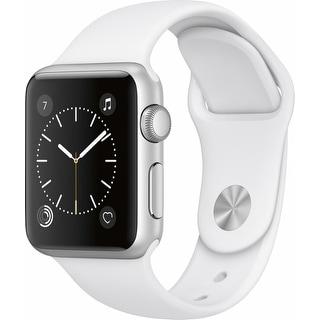 Apple - Apple Watch Series 1 38mm  Sport Band
