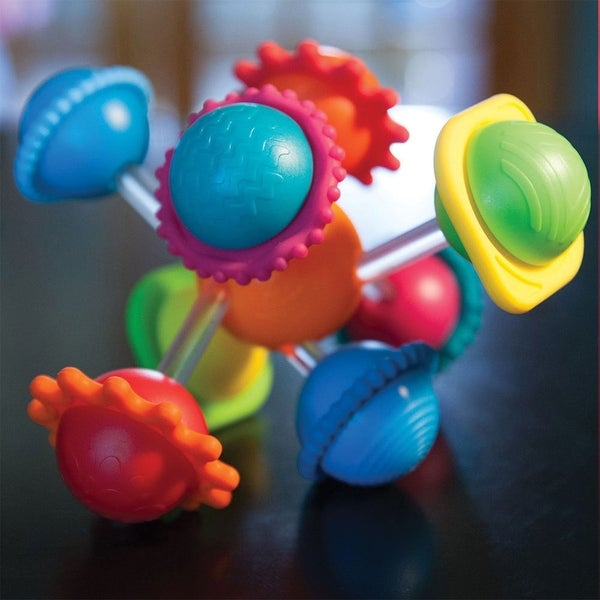 Fat Brain Toys WIMZLE BABY TOY - multi
