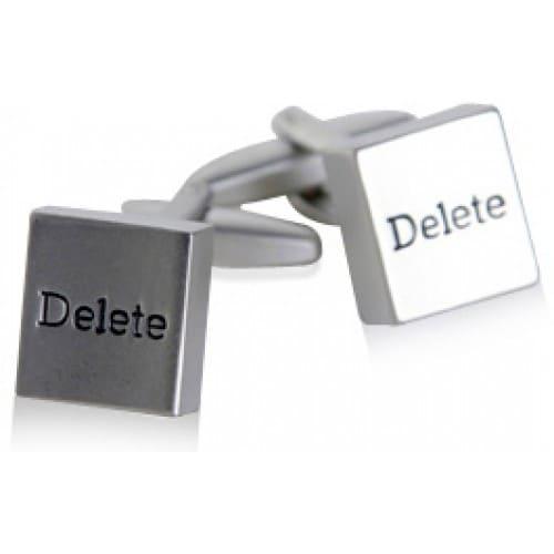 Delete It All Mistake Computer Technology Computer Programmer Tech Guru It Cufflinks