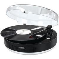 Jensen Jta-455 Bluetooth(R) 3-Speed Stereo Turntable With Metal Tone Arm