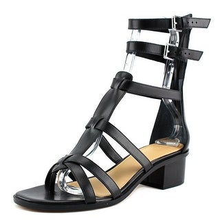 Marc Fisher Fawn Open Toe Leather Gladiator Sandal