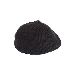 Womens Knitted Slouchy Beanie