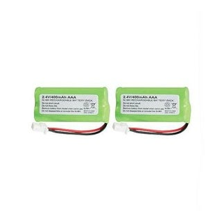 Replacement AT&T BT183342 Battery for CL82401 / TL32200 Phone Models (2 Pack)