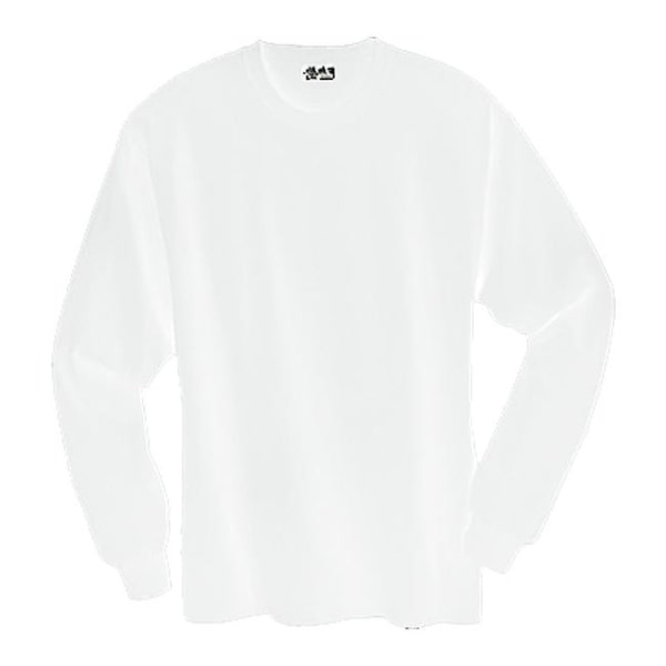 98e6c03033c8 Shop Hanes Men's ComfortSoft Heavyweight Long Sleeve T-Shirt (3 Pac White -  On Sale - Free Shipping On Orders Over $45 - Overstock - 25693618
