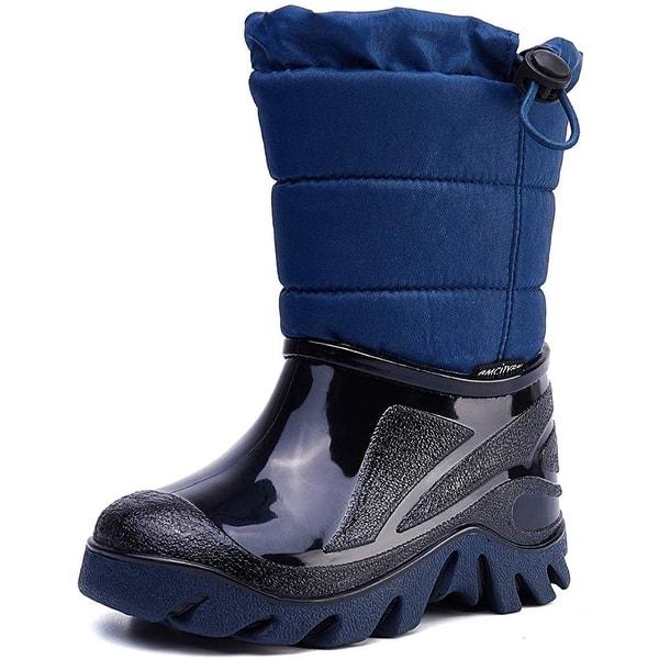 BMCiTYBM Toddler Snow Boots Girls Boys Waterproof Winter Outdoor Warm Shoes  C... - 3 - Overstock - 31607555