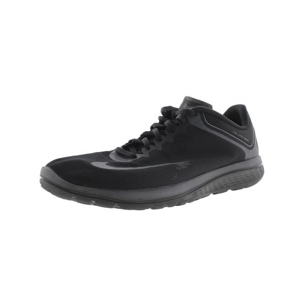 21cfe7a4b7a7 Shop Nike Mens FS Lite Run 4 Running Shoes FitSole Lightweight ...