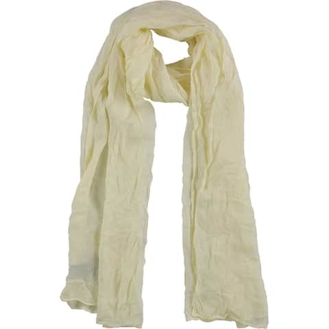 Verona Collection Womens Solid Hijab Scarf Wrap - One Size
