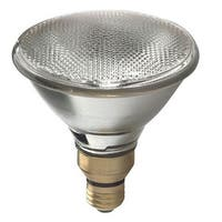 GE 66282 Energy Efficient Halogen Floodlight Bulb, 90 Watts, 120 Volt