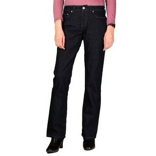 Dickies Womens Stretch Curvy Boot-Cut Jean