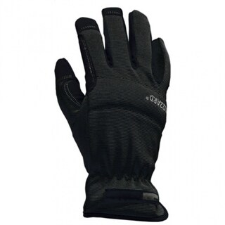 True Grip 8733-23 Mens Winter Blizzard Glove with Touchscreen Finger, XL, Black