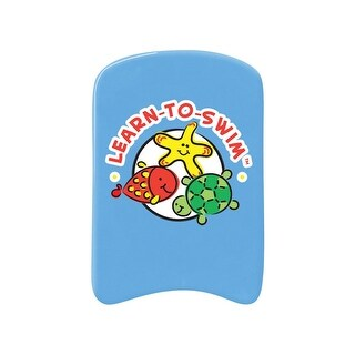 "17.5"" Sky Blue Learn-to-Swim Swim Board"