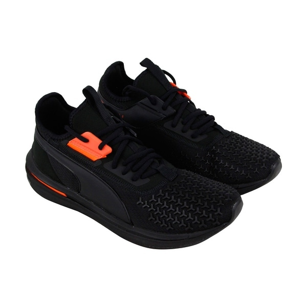 Shop Puma Ignite Limitless Sr 71 Unrest Mens Black Athletic