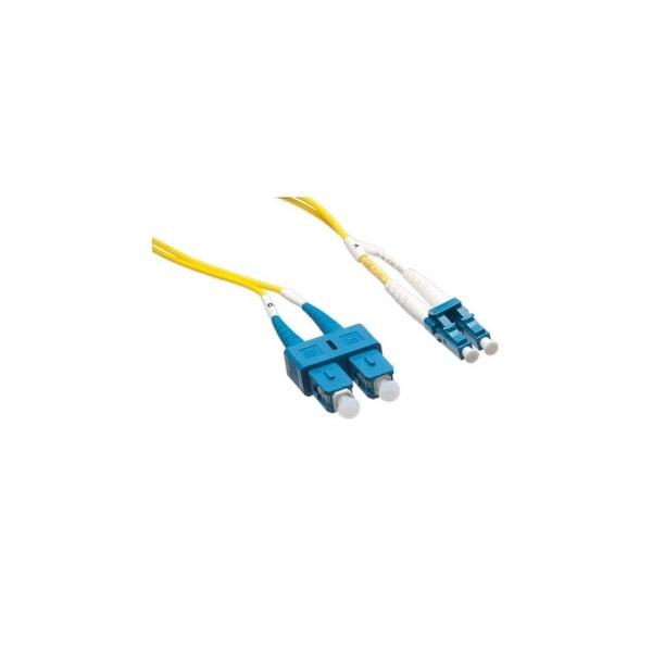 Shop Axiom Lcscsd9y 7M Ax Lc Sc Os2 9 125 Singlemode Duplex Fiber Optic Cable