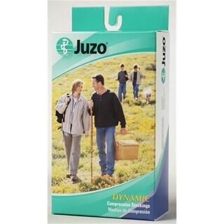 Juzo Dynamic Thigh Highs 30-40 mmHg Full Foot Full Knit Silicone