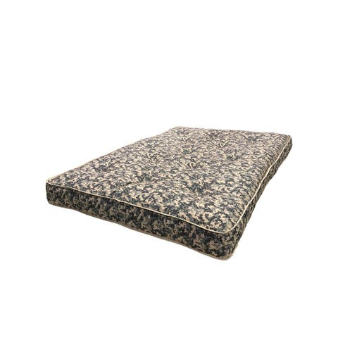 """AJD Home 6"""" Double CertiPUR-US® Certified Foam Youth Mattress"""