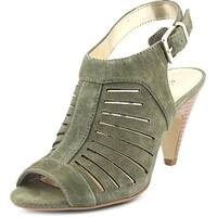 Alfani Primere Women Olive Pumps