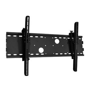 Monoprice Titan Series Tilt TV Wall Mount Bracket For TVs 37 Inch to 70in, Max Weight 165lbs, VESA Patterns Up to 750x450