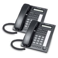 Panasonic-KX-T7730BX (2 pack) Speakerphone Telephone with LCD