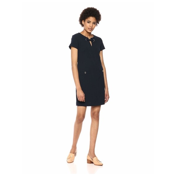 navy tommy hilfiger dress