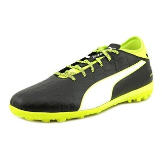 Puma EvoTouch 3 TT Round Toe Leather Cleats