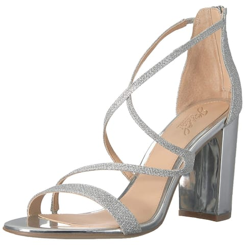 Badgley Mischka Jewel Women's Gale Heeled Sandal
