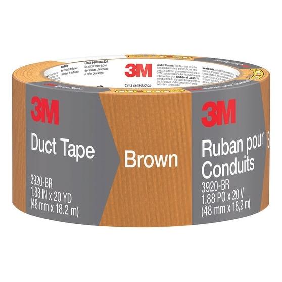 Shop 3m 1020 brn a scotch duct tape light brown 188 x 20 free 3m 1020 brn a scotch duct tape light brown aloadofball Gallery