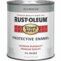 Rust-Oleum Aluminum Enamel 7715-502 Unit: QT
