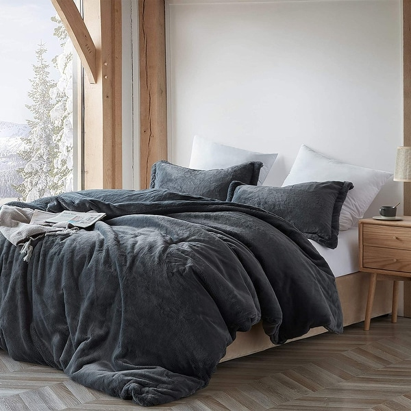 Chunky Bunny - Coma Inducer® Oversized Comforter - Faded Black - Limited Release. Opens flyout.