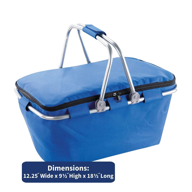 EAGLEMATE Cooler Bag Lunch Cooler Lunch Bag Outdoor Cooler Bag Picnic Cooler Bag Picnic Basket Heather Pink