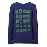 Richie House Boys' Long sleeve T-shirt