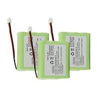 Replacement For Motorola 3300 Cordless Phone Battery - 3 Pack