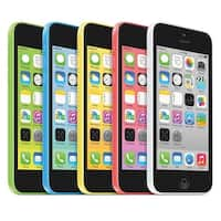 Apple iPhone 5C 16GB Factory Unlocked GSM Refurbished Cell Phone (Certified Refurbished)