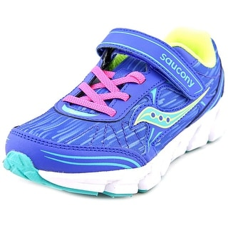 Saucony Kotaros Youth Round Toe Synthetic Blue Sneakers