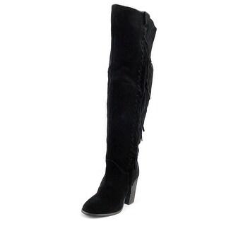 Carlos by Carlos Santana Garrett Women Black Boots