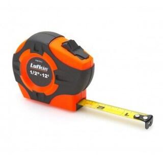 "Lufkin PHV1012 Hi-Viz Tape Measure, 1/2"" x 12'"